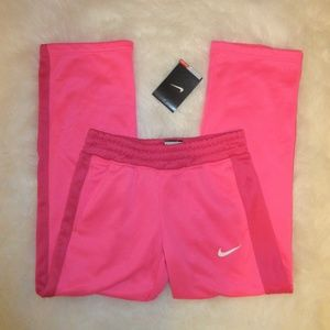 NWT Girls Nike Therma Fit Training Athletic Pants